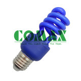 T3 Half Spiral 15W Color Energie-Einsparung Lamp