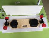 2016卸し売り小型四輪電気スクーターのLongboardのスケートボード