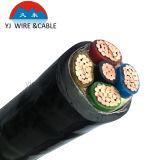VV 0,6 / 1 kV con aislamiento de PVC Cable de energía eléctrica (conductor de cobre)