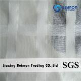 14mm 40%の絹60%の綿のボイルファブリックはとのデザインを肋骨停止する