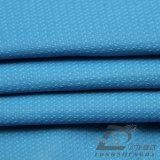 agua de 50d 240t y de la ropa de deportes tela tejida chaqueta al aire libre Viento-Resistente 100% del poliester del telar jacquar abajo (E076)