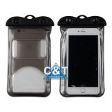 iPhone 6 PlusのためのユニバーサルPhone Accessories Waterproof Bag Case