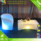 Colors Changingの屋外のPlastic LED Chaise Lounge Chair