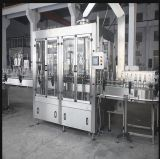 Automatische Sprankelende het Vullen van de Drank Spoelende het Afdekken Machine