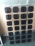 Monokristalliner Sonnenkollektor (Garantie für 10 Jahre)