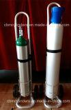 Bewegliche Sauerstoffbehälter-Karre