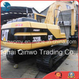 Caterpillar Hydraulic Crawler Caterpillar 320b Excavator-Japan-Made 20ton / 0.5 ~ 1.0cbm Disponible-Cabine / Pompe