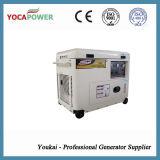Air-Cooled防音の電気5kVA小さい無声ディーゼル発電機