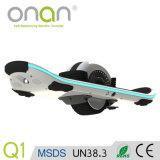 6.5inch China preta um skate da roda para miúdos com CE, RoHS