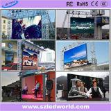 P8 fabrication polychrome extérieure de la Chine d'écran de la location DEL (FCC)
