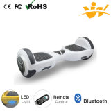 2 Rad Selbst-Balancing Electric Scooter mit LED Light und Bluetooth