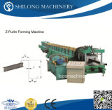 High Speed ​​Z Purlin Roll Machine de formage