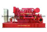 Pompa antincendio per il sistema del fuoco (XBD, TSWA)