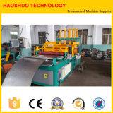 기계를 형성하는 변압기 물결 모양 탱크