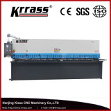 QC12k/QC12y 유압 그네 광속 가위 기계
