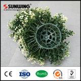 Boules meilleur marché d'art topiaire de fleur artificielle de beauté de décorations de jardin