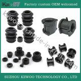 ISOの工場によってカスタマイズされる高品質の黒のゴム製ブッシュ