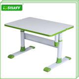 Tableau en bois réglable Hya-07 réglé d'ordinateur de hauteur d'Amical-Environnement
