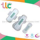 Serviette hygiénique de femmes de maille/garnitures, produit de hygiène féminine