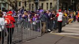 Barriere galvanizzate alta qualità di controllo di folla da vendere