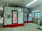 Cabina de la pintura de aerosol de la lámpara infrarroja del OEM Wld8200 con el sitio de mezcla