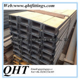 Q235B Good Price Steel Channel per Building Structure