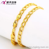 Form Male 24k Gold Plating Necklace Jewelry (42380)