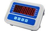 Scala elettronica del banco della pesa a bilico con il grande indicatore del LED