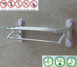 Cremagliera sanitaria con la barra dell'acciaio inossidabile per il tovagliolo con resistente