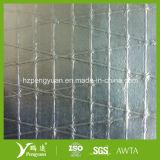 Reinfoced Hochleistungsfeuer-Beweis-Aluminiumfolie-Baumwollstoff-Kraftpapier-Einfassungfsk-Einfassung