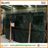 Granito verde tropicale naturale per le mattonelle di pavimento e della parete