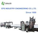 중국은 폴리스티렌 EPS 장 절단 생산 라인을 확장했다