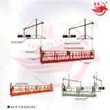 Plate-forme de suspension de construction de la marque Zlp800 d'honneur avec la qualité