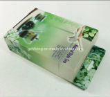 UV Offset Printing PET/PVC/PP Soft Crease Plastic Box (пакет подарка PP)