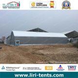 La tenda d'acciaio del magazzino con 5 altezze laterali per memoria
