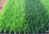 Tapete artificial da grama do balcão do gramado do relvado da paisagem