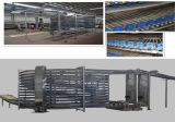 전기 PVC Food Dehydrator Equipment 나사 Cooling Conveyor
