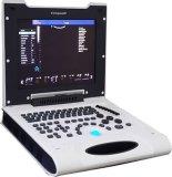 Tipo colore veterinario trasportato facile Doppler Ew-C8V del taccuino dello scanner di ultrasuono con la sonda convessa C3r50 per Pregency degli animali