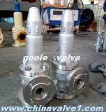 Fechado Primavera carregado de alta pressão válvula de segurança (GAA42Y)