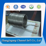 Calore Exchanger Made di Stainless Steel Coil Tube
