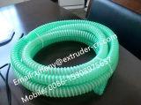 Beste Qualitäts-Belüftung-Spirale verstärkte Schlauch-Strangpresßling-Zeile