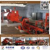 Machine célèbre de brique de boue de vente chaude