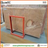 カウンタートップのための広く利用された赤いドラゴンのオニックスの平板か床または壁