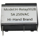 PWB Mounted con Relay 5A