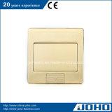 Küche-Büro-Hotel-Kostenzähler vertiefter Schreibtisch und Fußboden-Kontaktbuchse 15A 125V