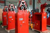 Máquina hidráulica e manual do dobrador da câmara de ar