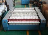 洗濯のクリーニングビジネス装置の電気アイロンをかける機械