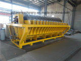 Gold Zinc Iron Mine Dewatering Ceramic Vacuum Filter Machine에서 사용하는