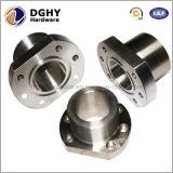 Da precisão de alumínio do CNC do plástico da exatidão elevada peças fazendo à máquina personalizadas