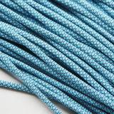 円形ロープのレースの靴ひもはカラー靴ひもを設計する